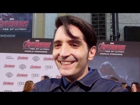 David Dastmalchian Talks Ant-Man At Avengers 2 Premiere