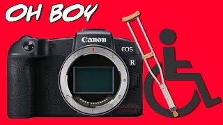 Canon EOS RP: Canon Made a Worse EOS R Somehow