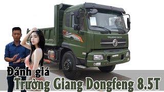Xe tải ben Trường Giang Đông Phong 8.5 tấn