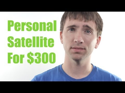 KickSat-Personal Spacecraft for $300