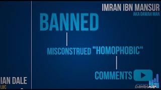 Da'wah Man VS LBC || Islam On Homosexuality