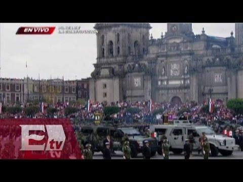 Desfile Militar del 16 de Septiembre Parte 6