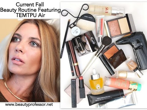 Fall Makeup Routine October 2015