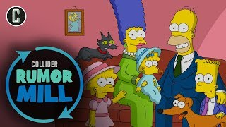 Is Disney+ Cancelling The Simpsons?! - Rumor Mill