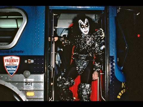 Rock and Roll Hall of Fame - Gene Simmons