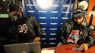 Joe Budden Speaks on Drug Addiction, Stip Clubs & Love & Hip Hop on Sway in the Morning