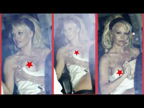 Pamela Anderson Muestra Todo! Topless video