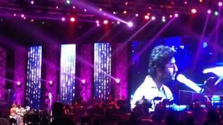 Arijit Singh   Bangla Song mashup LIVE  jamuna future park