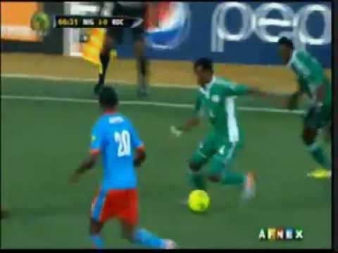 Nigeria vs RDC 3-1 CAN U-20 ALGERIE 2013 ( tupacongno sport )