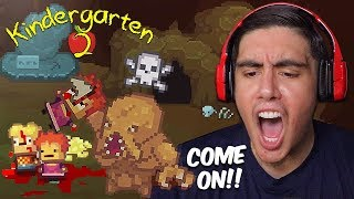 NEVER GO INSIDE NUGGETS NEW CAVE UNPREPARED | Kindergarten 2 [4]