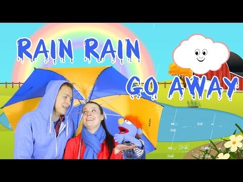 Rain, Rain, Go Away Nursery Rhymes For Children video