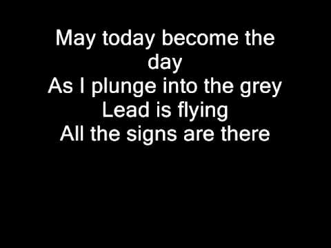 Sentenced - May Today Become The Day