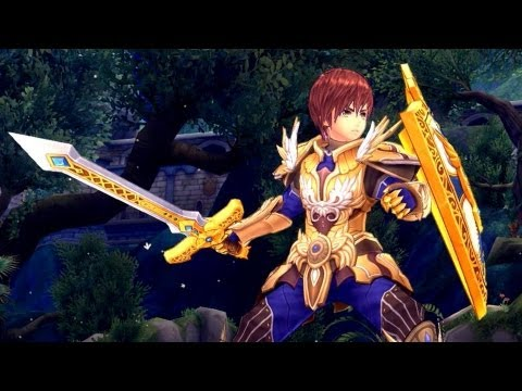 Fantasy Frontier Online (Aura Kingdom) - Classes & Character Creation - F2P (Open Beta - Taiwan)
