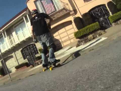 Longboarding: Little Fatty