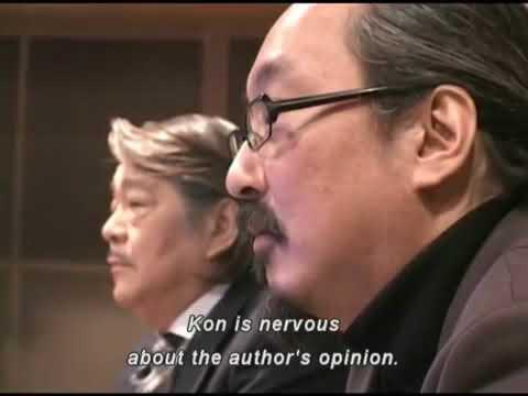 The Making Of Paprika (Satoshi Kon, 2006) Part 2/2