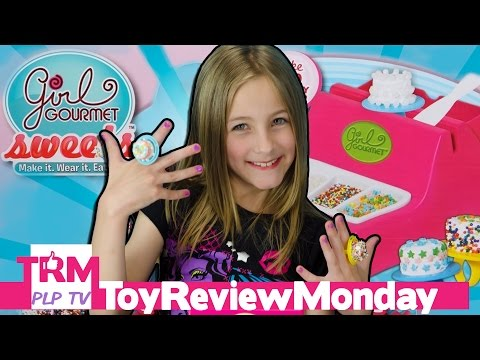 💍 Candy Ring Maker Super Cute DIY Make and Wear Candy Jewelry for Girls Unboxing by PLP TV