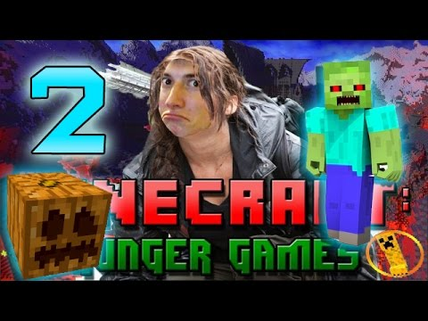 Minecraft: UNDEAD HUNGER GAMES 2! Halloween Special Mini-Game Nexus Mod! Zombie Team!