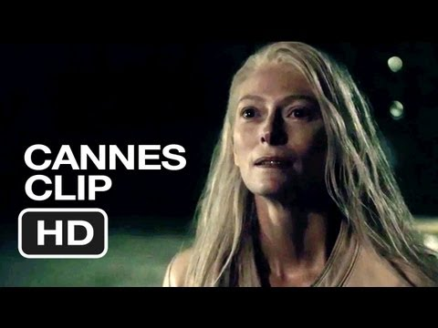 Festival de Cannes (2013) - Only Lovers Left Alive Movie CLIP #1 - Tilda Swinton Movie HD
