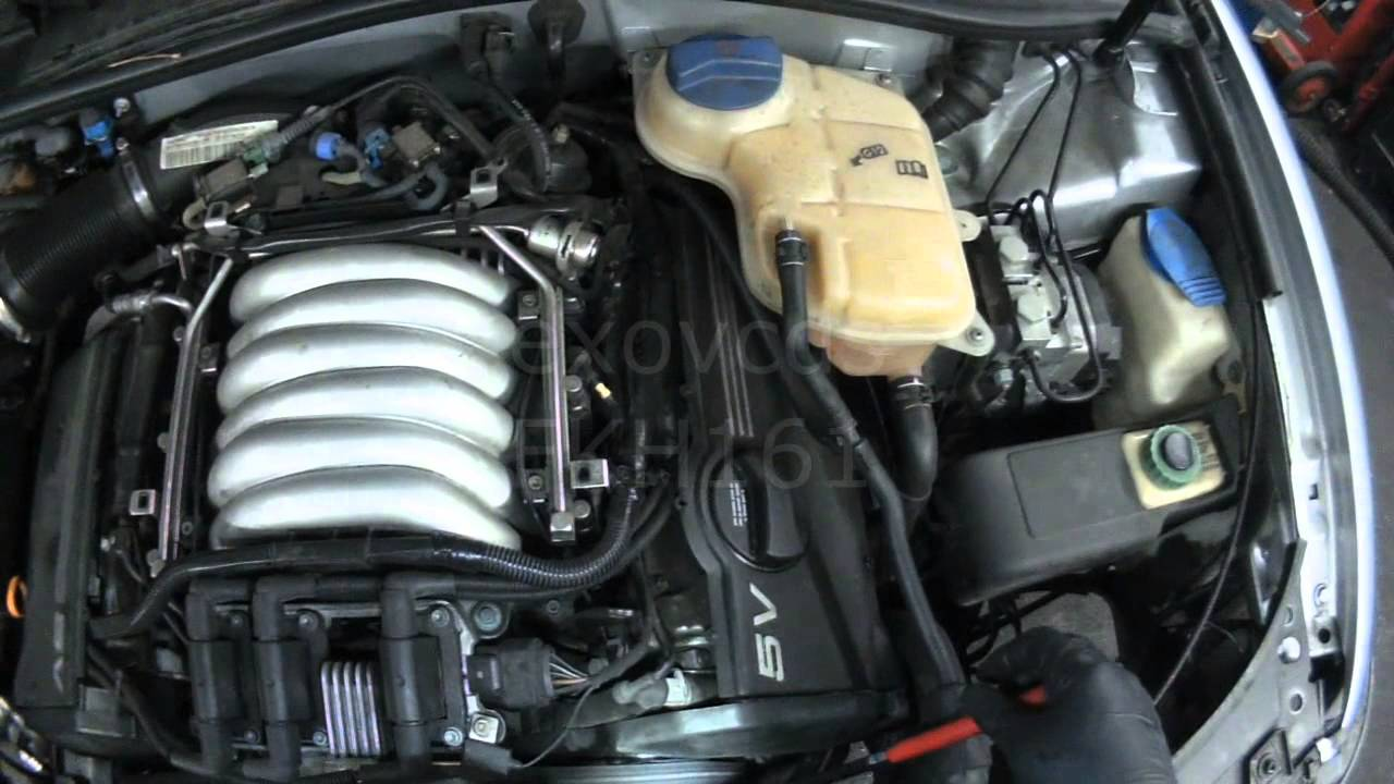 2001 audi tt quattro engine oil