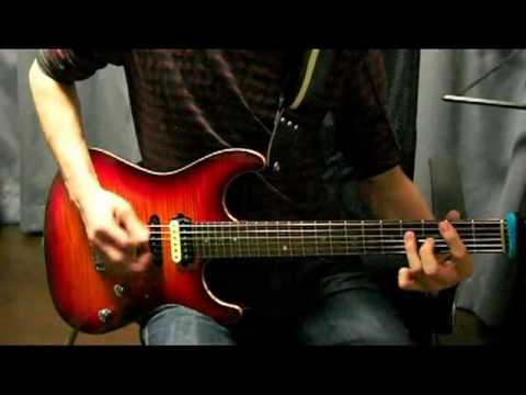 John Petrucci - Damage Control (Cover)