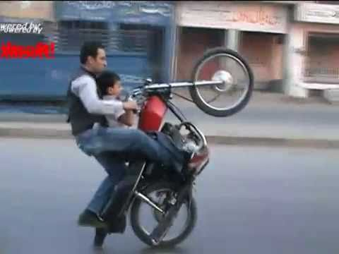 No 1 Wheeling by hassan wheeler from faisalabad  awesome wheeling in pakistani s