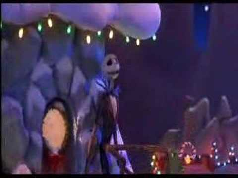 The Nightmare before Christmas: Cos'�? [Whats this] italian