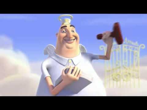 Как попасть в рай (Pixar)