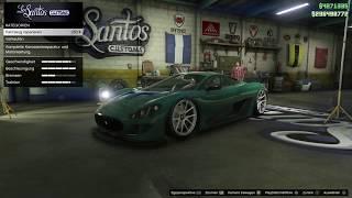 GTA 5 ONLINE TUNING TREFFEN #119 MOTTO: Dein teuerstes Auto