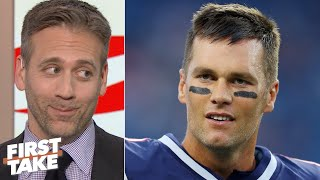 Max Kellerman wants Tom Brady and Philip Rivers to switch teams | First Take