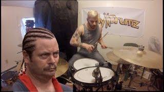 Download Lagu SallyDrumz - Post Malone - I Fall Apart Drum Cover Gratis STAFABAND
