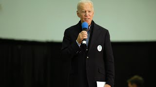 Biden campaigns in Virginia