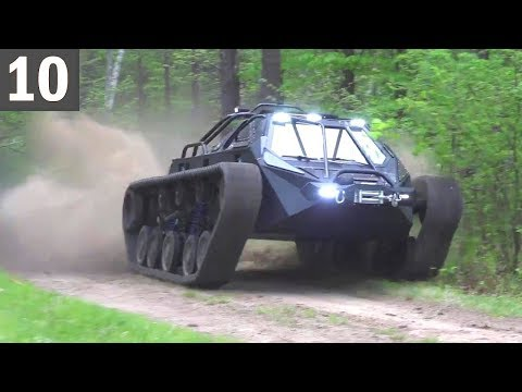 Top 10 EPIC Off Road Vehicles