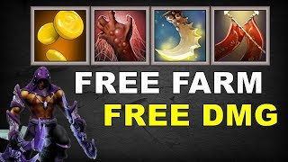 Free Farm Free DMG Passive Duel Anti-Mage | Dota 2 Ability Draft