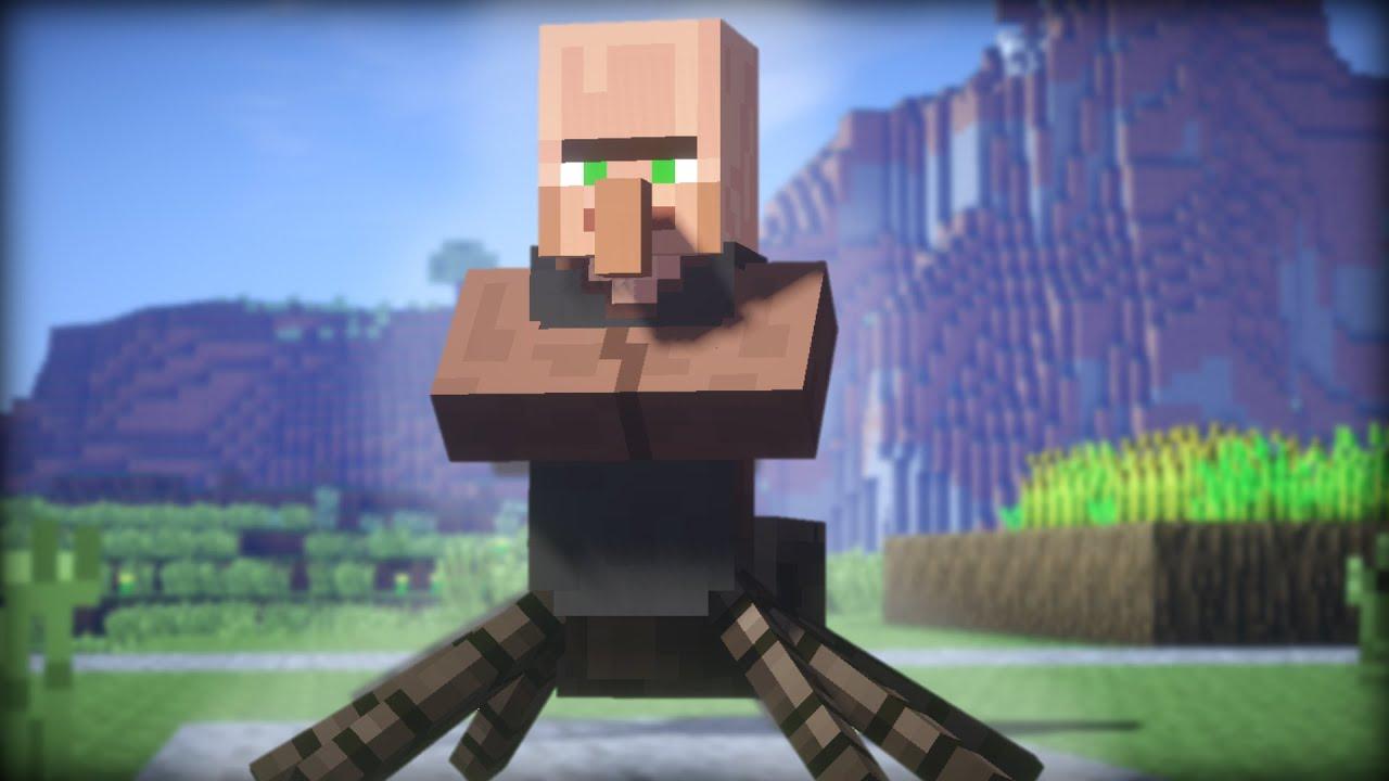Minecraft MOB FUSION MOD YouTube