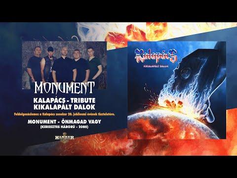 Monument - Önmagad vagy (Kalapács) hivatalos audio / official audio