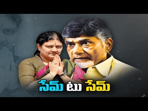 Tamil Nadu-type politics will not succeed in AP | Sakshi Special Story | సేమ్ తు సేమ్..!