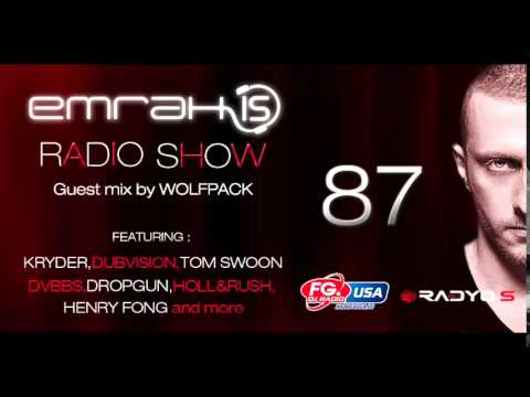 Emrah Is Radio Show - Episode 87 (Guest Mix by WOLFPACK)