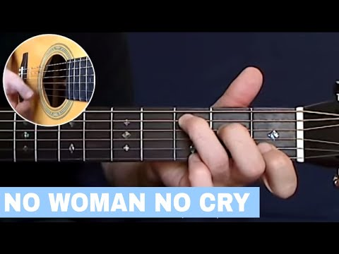 No Woman No Cry Guitar Lesson - part 1 of 3