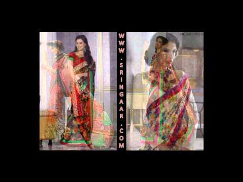 Latest Sarees Design | Hot Indian Saree | Kerala Sarees | Pattu Silk Sarees | Green Saree video