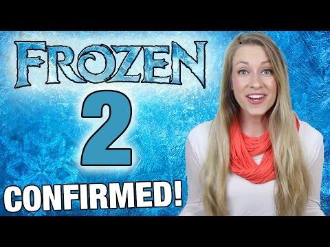 FROZEN 2 Confirmed! Jennifer Lee & Chris Buck Directing Sequel   Rotoscopers