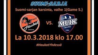 Download Lagu Maalikooste Haukat - Muik Hockey SS-Karsinta 10.3.2018 Gratis STAFABAND