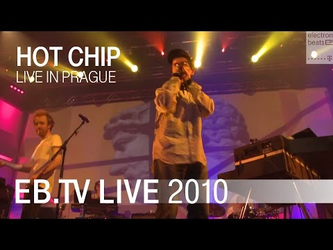 Hot Chip - One Life Stand (Prague 2010)