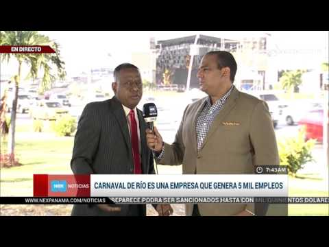 Lo mejor del Carnaval de Río por Nextv
