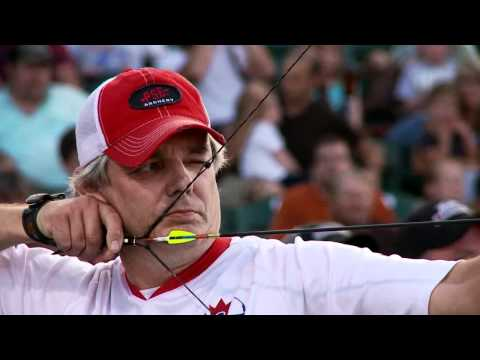 Archery Fan Reporter - Day 5 (II) / World Cup 2010 - Stage 3 Video