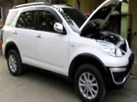 DAIHATSU NEW TERIOS TX MT DUAL AIRBAG ADVENTURE SEPTEMBER 2013