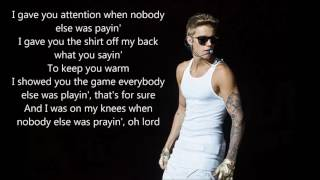 Watch Justin Bieber Where Are You Now video