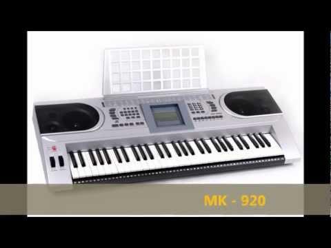 Keyboard - Sto Lat I Mam Chusteczkę. Gra Marcin!!!
