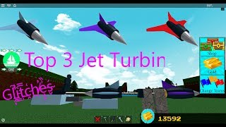 Top 3 Jet Turbine Glitches in Build a Boat