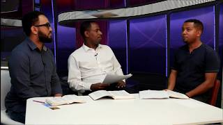 Let us Bring our BIBLE to CHURCH  Daniel with Sami and Grum