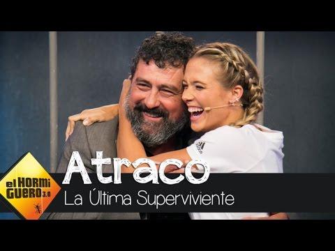Cómo sobrevivir a un secuestro como por Patricia Montero  - El Hormiguero 3.0
